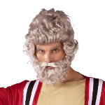 Moses Wig And Beard Set (Adult) 100-199338