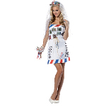 Mail Order Bride Adult Costume 100-199631