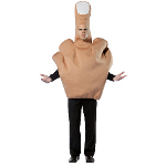 The Finger Adult Costume 100-199666