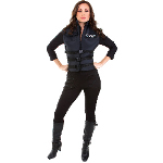 Lady SWAT Adult Costume 100-199776