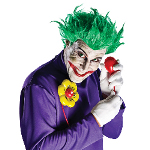 Arkham Asylum - Joker Accessory Kit (Adult) 100-211026