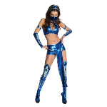 Mortal Kombat - Kitana Adult Costume 100-211062