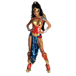Anime - Wonder Woman Adult Costume 100-211066