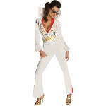Secret Wishes Elvis Adult Costume 100-211100