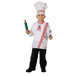 Chef Child Costume Kit 100-211586