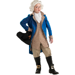 George Washington Child Costume 100-211371