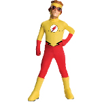 Young Justice - Kid Flash Child Costume 100-211391