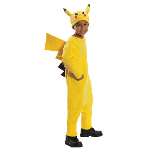 Pokemon - Pikachu Child Costume 100-211426