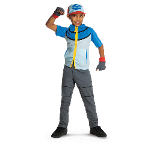 Pokemon - Ash Ketchum Child Costume 100-211429