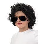 Michael Jackson Curly Wig (Child) 100-211441