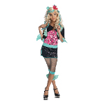 Monster High - Lagoona Blue Child Costume 100-211476