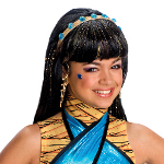 Monster High - Cleo de Nile Wig (Child) 100-211483