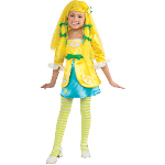 Lemon Meringue Deluxe Toddler / Child Costume 100-211497