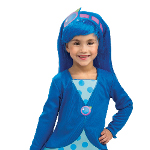 Strawberry Shortcake - Blueberry Muffin Wig (Child) 100-211506