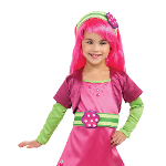 Strawberry Shortcake - Raspberry Torte Wig (Child) 100-211507