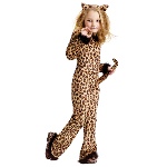 Pretty Leopard Child Costume 100-199553