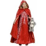 Princess Red Riding Hood Child Costume 100-211909