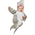Shark Bunting Infant Costume 100-211978
