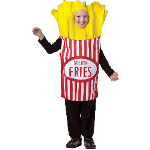 French Fries Child Costume 100-199890