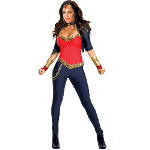 Wonder Woman Deluxe Adult Costume 100-212011