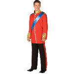 Royal Wedding Uniform Adult Costume 100-212143