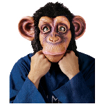 Chimp Mask (Adult) 100-212220