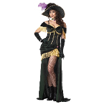 Saloon Madame Adult Costume 100-213083