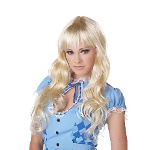 Coquette (Blonde) Adult Wig 100-213148