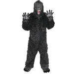 Grizzly Bear Adult Costume 100-212539