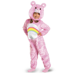 Care Bears Cheer Bear Deluxe Plush Infant / Toddler Costume 100-214006