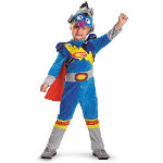Sesame Street Super Grover 2.0 Child Costume 100-214066