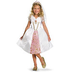 Disney Tangled Rapunzel Wedding Gown Child Costume 100-214083