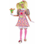 Tickles The Clown Adult Costume 100-214252
