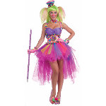 Tutu Lulu The Clown Adult Costume 100-214253