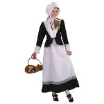Pilgrim Lady Adult Costume 100-214452