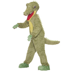 Crocodile Plush Adult Costume 100-214469