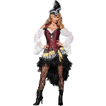 High Seas Treasure Adult Costume 100-213840