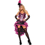 Burlesque Beauty Adult Costume 100-213594