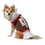 Tootsie Roll Dog Costume 100-213437