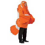 Clown Fish Adult Costume 100-213533