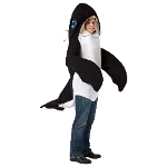 Killer Whale Adult Costume 100-213534