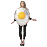 Fried Egg Adult Cotume 100-213540