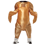Cooked Turkey Adult Costume 100-213544