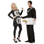 Plug and Socket Adult Costume 100-213559
