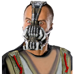 Batman The Dark Knight Rises Bane 3/4 Adult Mask 100-215126