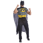 DC Comics Batman Muscle Chest Adult Costume Kit 100-215206