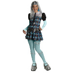 Monster High Deluxe Frankie Stein Adult Costume 100-215408