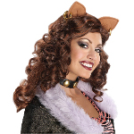 Monster High Clawdeen Wolf Adult Wig 100-215422