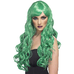 Desire (Green) Adult Wig 100-215000
