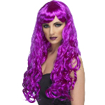 Desire (Purple) Adult Wig 100-215001
